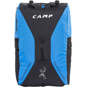 Camp Roxback Backpack blue/black